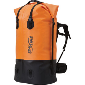 SealLine Pro Pack Reppu 120L, orange